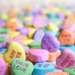 Candy Hearts - Hagerstown Dentist